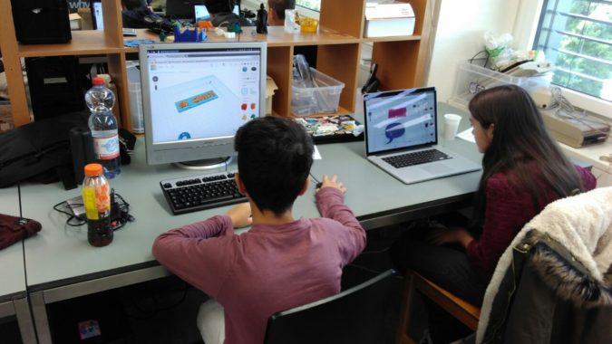 Gestalten eigener 3D-Designs