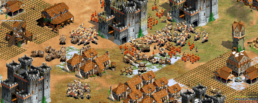 Age of Empires 2 - Screenshot